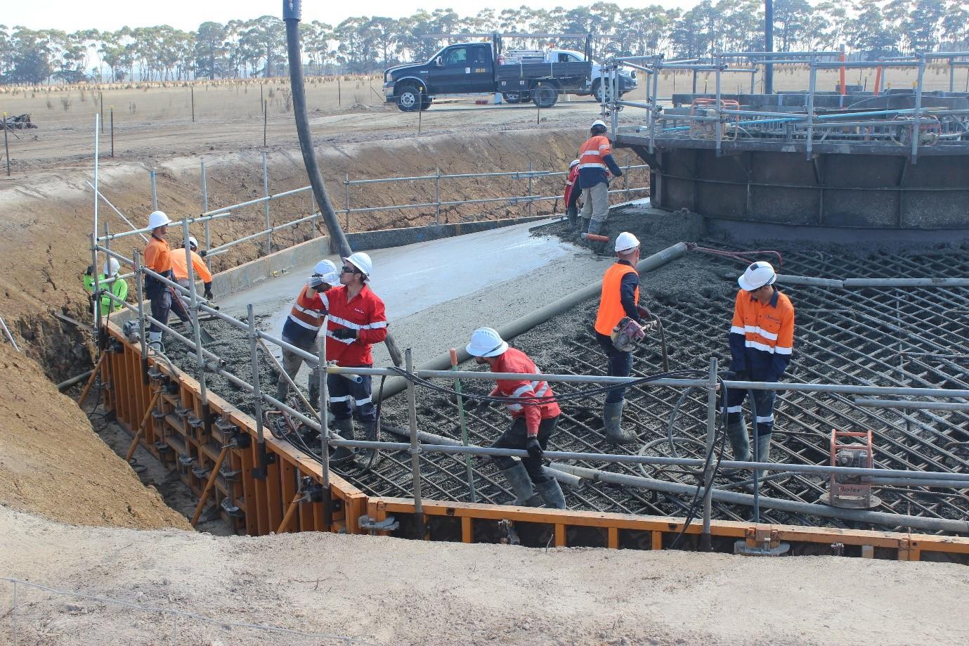 civil construction australia